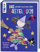 frechverlag - Das einmal-rund-ums-Jahr Bastelbuch