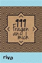 riva Verlag - 999 Fragen an mich