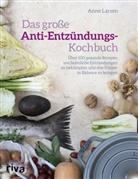 Ricarda Essrich, Anne Larsen - Das große Anti-Entzündungs-Kochbuch