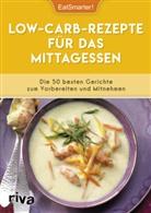 EatSmarter!, EatSmarter - Low-Carb-Rezepte für das Mittagessen