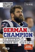 Dominik Hechler, Sebastia Vollmer, Sebastian Vollmer - German Champion