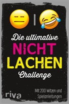 riva Verlag - Die ultimative Nicht-lachen-Challenge