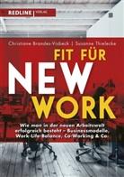 Christian Brandes-Visbeck, Christiane Brandes-Visbeck, Susanne Thielecke - Fit für New Work