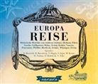 diverse, Richard Barenberg, Detlef Bierstedt, Simon Jäger, Martin Kautz, David Nathan... - Europareise, 8 Audio-CDs (Hörbuch)