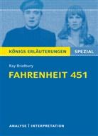 Ray Bradbury - Ray Bradbury 'Fahrenheit 451'