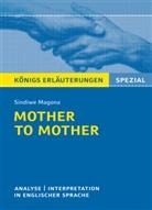 Patrick Charles, Sindiw Magona, Sindiwe Magona - Sindiwe Magona 'Mother to Mother'