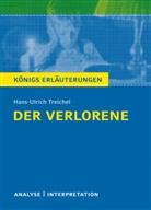 Hans-Ulrich Treichel - Hans-Ulrich Treichel 'Der Verlorene'