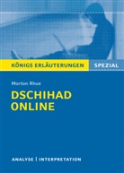 Morton Rhue - Morton Rhue 'Dschihad Online'