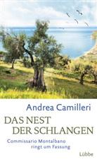 Andrea Camilleri - Das Nest der Schlangen