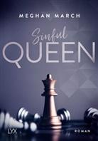 Meghan March - Sinful Queen
