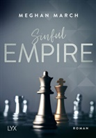 Meghan March - Sinful Empire