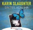 Karin Slaughter, Nina Petri - Ein Teil von ihr, 8 Audio-CDs (Hörbuch)
