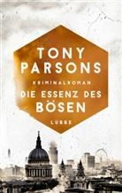 Tony Parsons - Die Essenz des Bösen