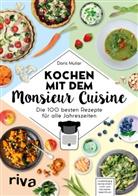 D H, D. H, Doris Muliar - Kochen mit dem Monsieur Cuisine