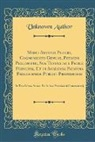 Unknown Author - Marci Antonii Passeri, Cognomento Genuae, Patavini Philosophi, Sua Tempestate Facile Principis, Et in Academia Patavina Philosophiæ Publici Professoris