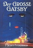 F Scott Fitzgerald, F. Scott Fitzgerald - Der große Gatsby
