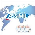 Assimil Gmbh, ASSiMiL GmbH, ASSiMi GmbH - ASSiMiL Japanisch ohne Mühe - 1: Japanisch ohne Mühe, 3 Audio-CDs (Hörbuch)