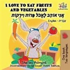 Shelley Admont, Kidkiddos Books, S. A. Publishing - I Love to Eat Fruits and Vegetables
