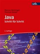 Marcus Deininger, Marcus (Prof Deininger, Thomas Kessel, Thomas (Prof. Dr. Kessel - Java
