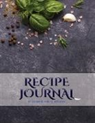 James Manning - Recipe Keeper: A blank recipe journal with recipe templates to record your recipes, and over time, make your own DIY recipe book
