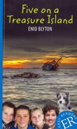 Enid Blyton - Five on a Treasure Island - Englische Lektüre. Niveau A2