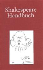 Helmut u Castrop, Bernhar Klein, Wolfgan Weiss, In Schabert, Ina Schabert - Shakespeare-Handbuch