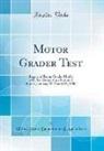 United States Department Of Agriculture - Motor Grader Test