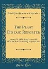 United States Department Of Agriculture - The Plant Disease Reporter