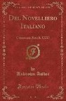 Unknown Author - Del Novelliero Italiano, Vol. 3