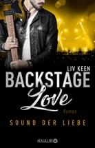 Liv Keen - Backstage Love - Sound der Liebe