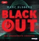 Marc Elsberg, Sven Hasper, Christoph Maria Herbst, Matthias Koeberlin, Dietmar Wunder - Blackout. Das Hörspiel, 3 Audio-CD, (Hörbuch)