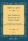 Unknown Author - The American Elevator and Grain Trade, Vol. 37