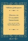William Shakespeare - Dramas de Guillermo Shakspeare