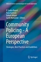 Babak Akhgar, Babak Akhgar et al, P. Saskia Bayerl, Ruz Karlovic, Ruza Karlovic, Ruža Karlović... - Community Policing - A European Perspective
