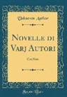 Unknown Author - Novelle di Varj Autori