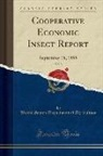 United States Department Of Agriculture - Cooperative Economic Insect Report, Vol. 5