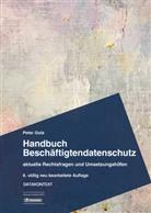 Peter Gola, Stephan Pötters - Handbuch Beschäftigtendatenschutz