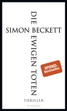 Simon Beckett - Die ewigen Toten