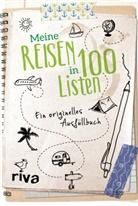 riva Verlag - Meine Reisen in 100 Listen