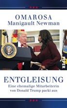 Omarosa Manigault Newman, Omarosa Manigault Newman, Karsten Petersen, Thomas Pfeiffer - Entgleisung