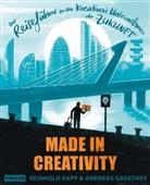Andreas Gaertner, Reinhol Rapp, Reinhold Rapp - Made in Creativity