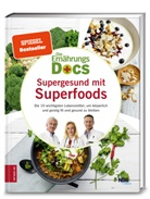 Anne Fleck, Anne (Dr. med. Fleck, Dr. med. Anne Fleck, Dr. med. Jörn Klasen, Jörn Klasen, Jörn (Dr. med. Klasen... - Die Ernährungs-Docs - Supergesund mit Superfoods
