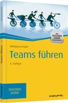 Wolfgang Krüger - Teams führen