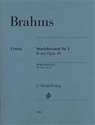 Johannes Brahms, Katrin Eich - Brahms, Johannes - Streichsextett Nr. 1 B-dur op. 18