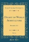 U. S. Foreign Agricultural Service - Digest of World Agriculture, Vol. 41