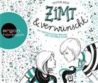 Dagmar Bach, Christiane Marx, Inka Vigh - Zimt und verwünscht, 3 Audio-CDs (Hörbuch)