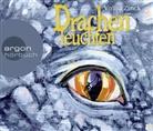 Valija Zinck, Jona Mues - Drachenerwachen - Drachenleuchten, 4 Audio-CDs (Hörbuch)