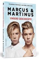 Marcu Gunnarsen, Marcus Gunnarsen, Martinu Gunnarsen, Martinus Gunnarsen, Kristofferse - Marcus & Martinus: Unsere Geschichte