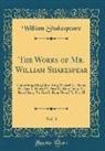 William Shakespeare - The Works of Mr. William Shakespear, Vol. 3