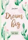 Julia Beautx, Julia Beautx, JuliaBeautx - Dream Big, Schülerkalender 2019/2020